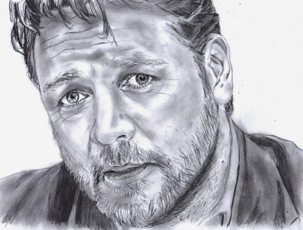 Russell Crowe por lumimiere